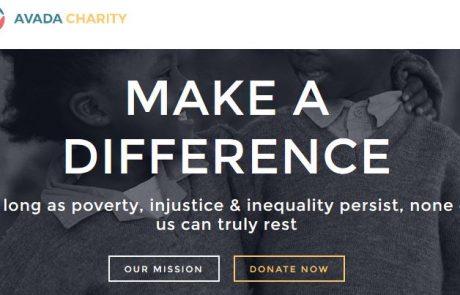 Website Donasi Kemanusiaan